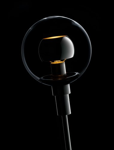 lamp occhio divo back backdrop product photography B