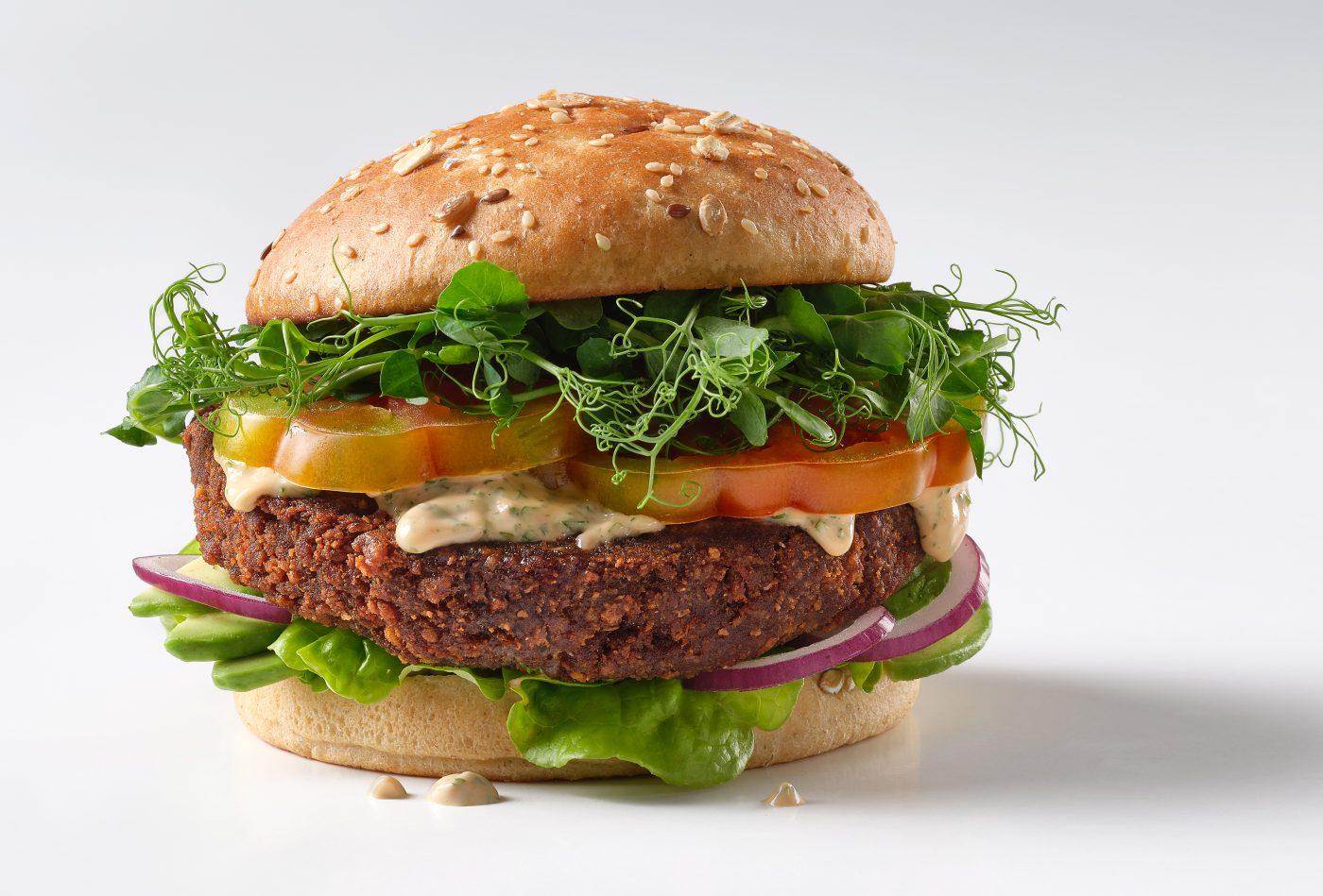 Burger Packshots